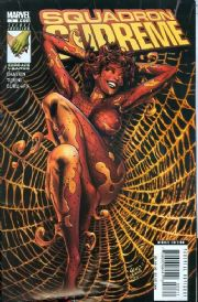 Squadron Supreme 2 #3 (2008) Marvel comic book